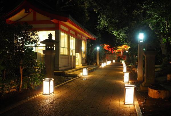 江島神社中津宮(なかつみや)