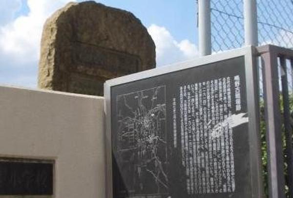 鴫野古戦場跡