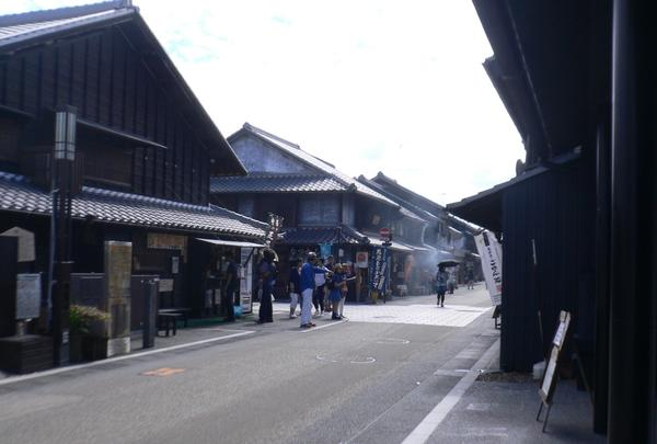 犬山城城下町
