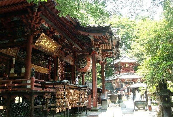 水澤観音釈迦堂