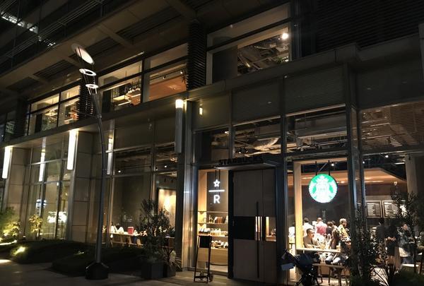 スターバックスコーヒー 東京ミッドタウンコンプレックススタジオ店の写真・動画_image_242661