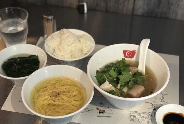 シンガポールバクテー(新加坡肉骨茶)の写真・動画_image_262120