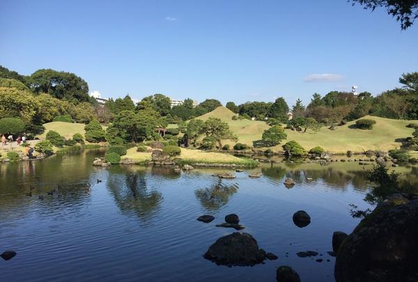 水前寺成趣園の写真・動画_image_275705