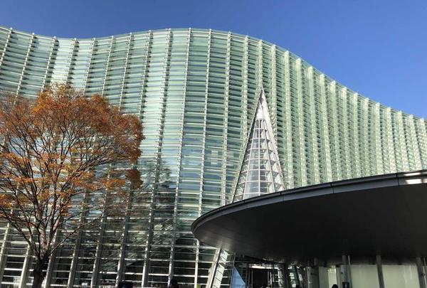 国立新美術館の写真・動画_image_322680