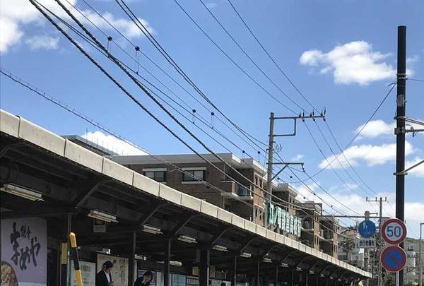 鎌倉高校前駅の写真・動画_image_326386