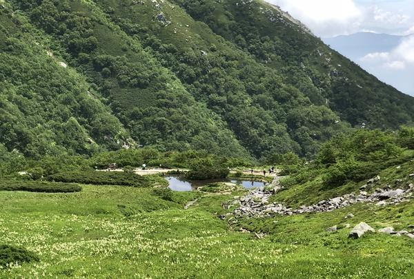 千畳敷カールの写真・動画_image_349393