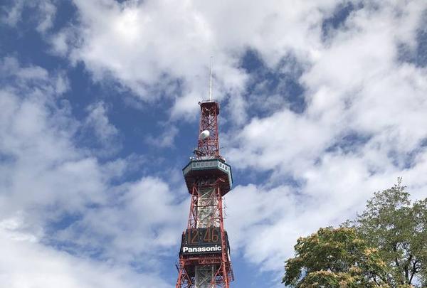さっぽろテレビ塔の写真・動画_image_659535