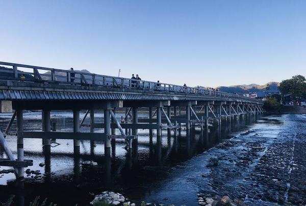 渡月橋の写真・動画_image_683583