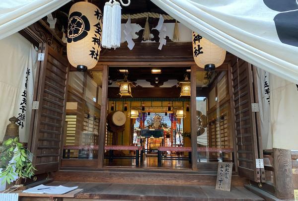 杭全神社の写真・動画_image_776716
