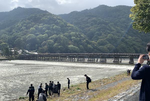 渡月橋の写真・動画_image_831874