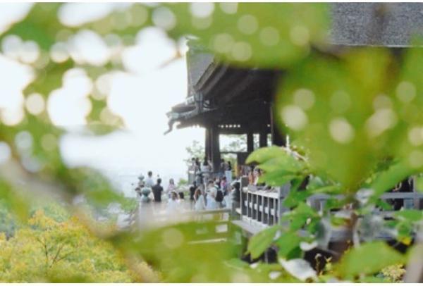 清水寺が素敵に見える場所