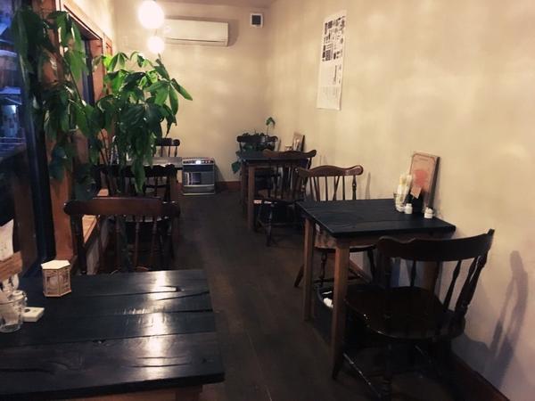 店内(2階)
