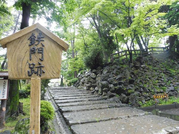 大垣城は西軍の本拠地でした。