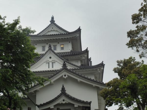 東軍、大垣城を攻略