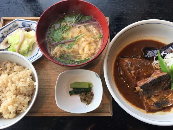 サバの信州味噌煮 ¥1,590