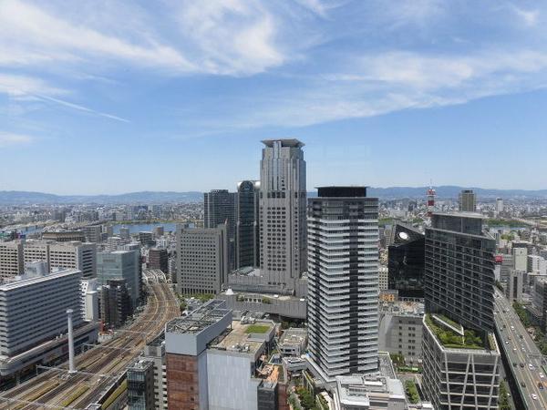 21階からの眺望