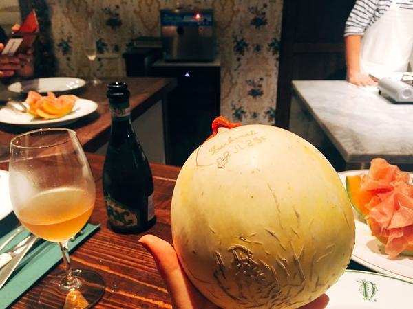 イタリアメロン。