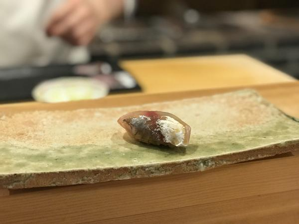 西伊豆のアジ
