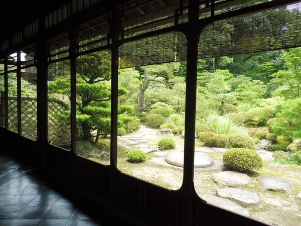 松の下屋と御茶屋