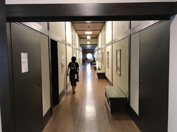廊下その壱