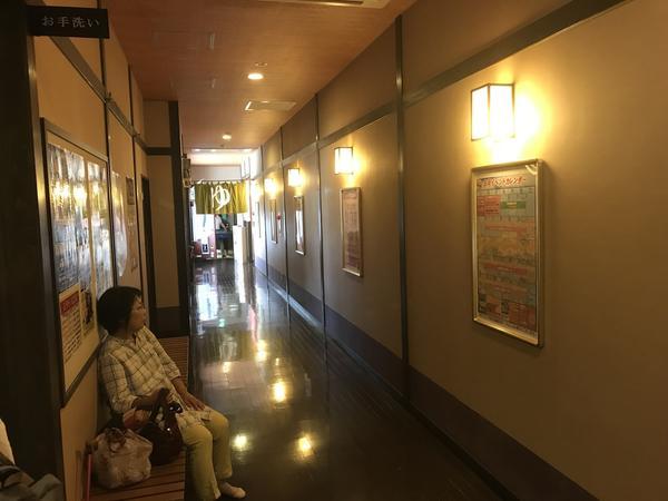 雰囲気ある廊下
