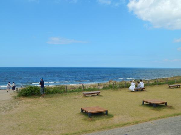 キレイな砂浜!