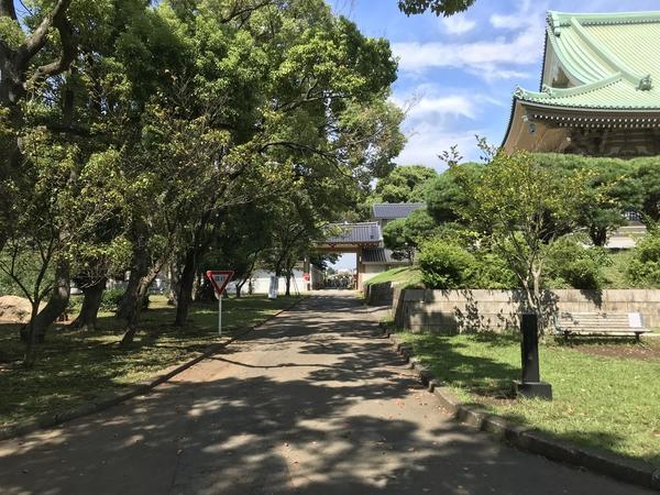北部金鶏門(ほくぶきんけいもん)