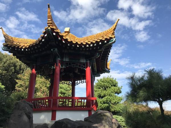 これぞ、中国建築の極み