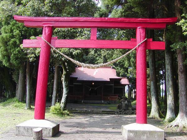 石貫神社(いしぬきじんじゃ)