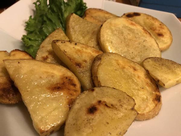 ジャガイモのステーキ