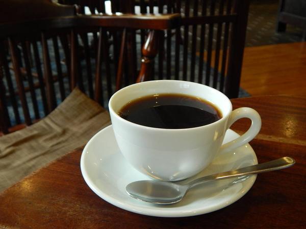噂のネルドリップコーヒー