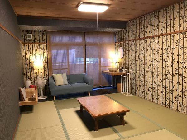 客室には様々なタイプがあり多様な客層に対応