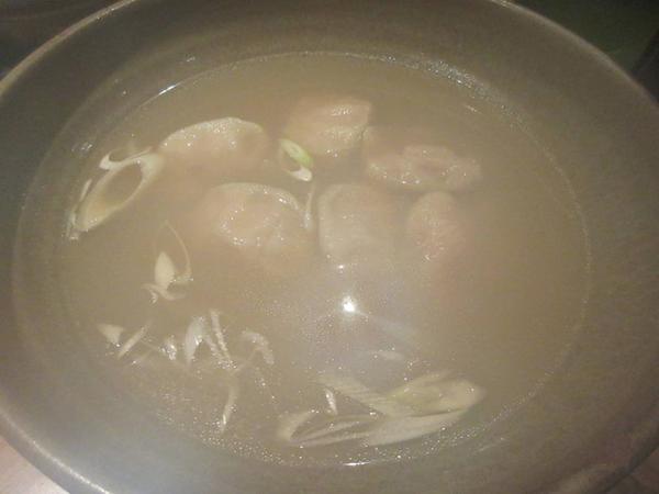 炊き餃子鍋