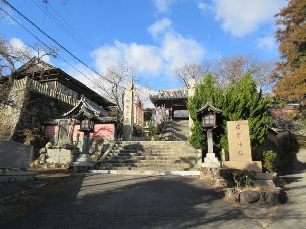 京都・八坂神社へ分祠する際、神戸・祇園神社や大阪・難波八阪神社、京都・岡崎神社など