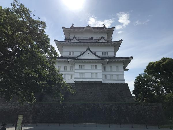 小田原城 ばぁ〜んw
