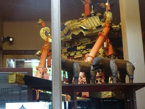 犬山祭りのお神輿