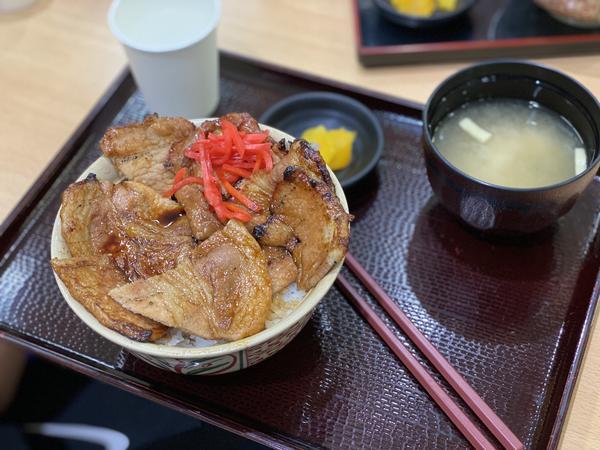 たむらの豚丼