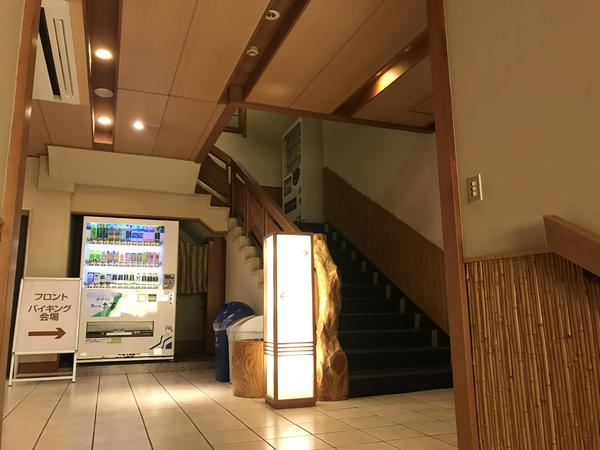 福寿荘に戻って来ました。