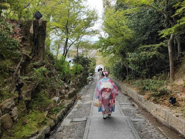 京都市内の見晴らし