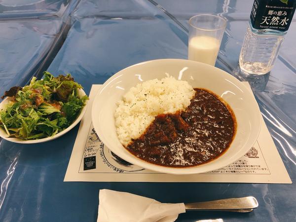 海軍カレー🍛実食