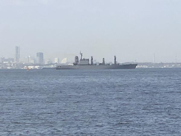 海上自衛隊の補給艦