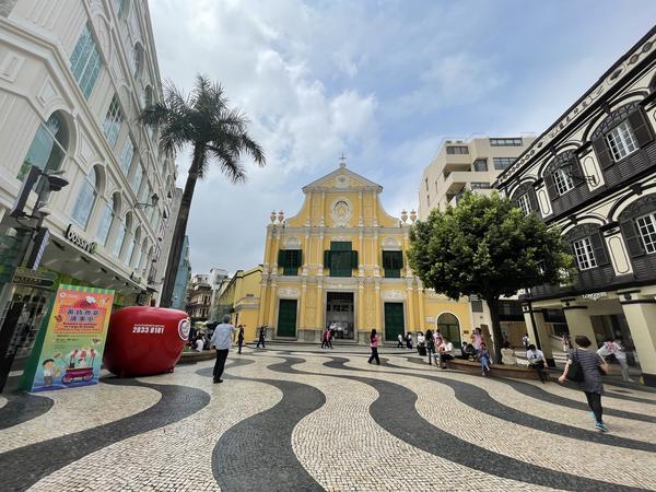 聖ドミニコ教会〜聖ドミニコ広場