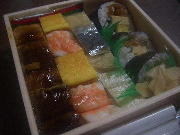 大阪名物・大阪寿司