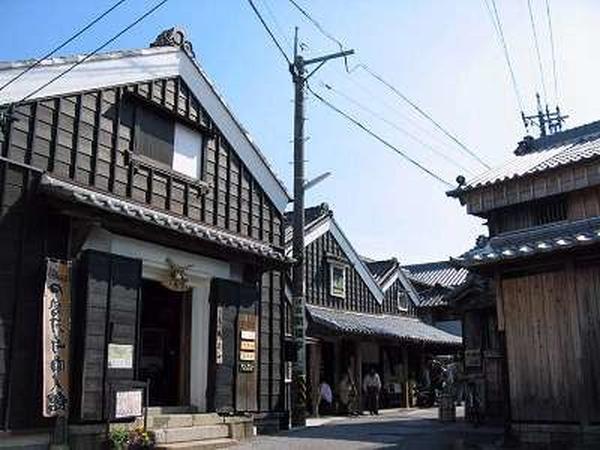 河崎商人館