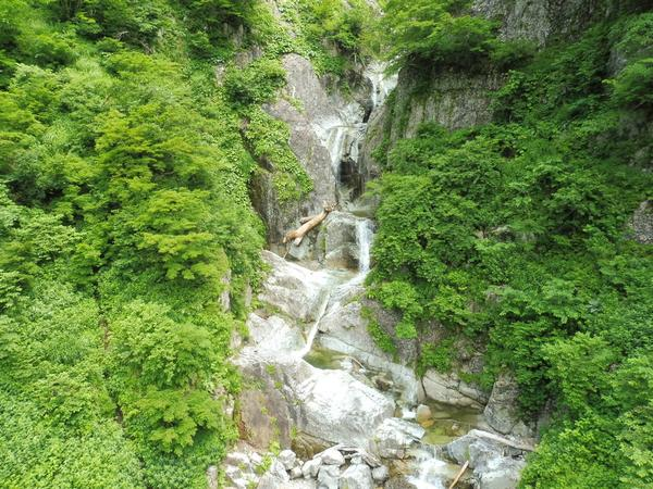 滝や温泉地もいろいろ