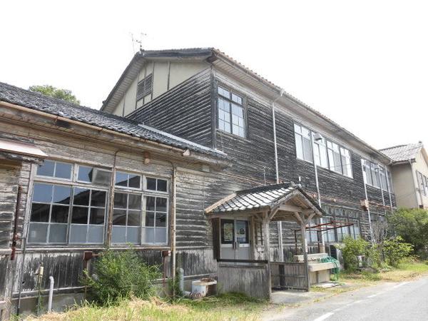 建築は昭和初期か
