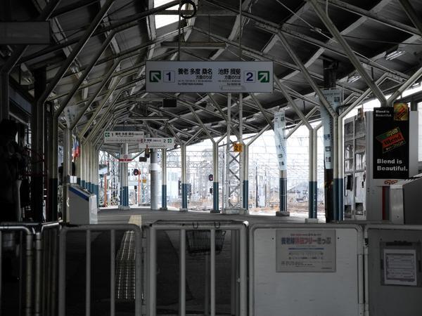 大垣はターミナル駅