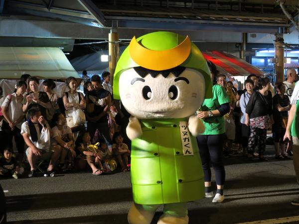 敦賀市のゆるキャラ