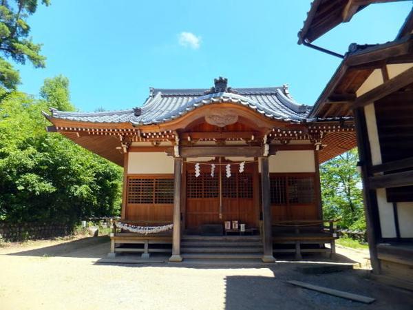 【3】絶景広がる別所神社