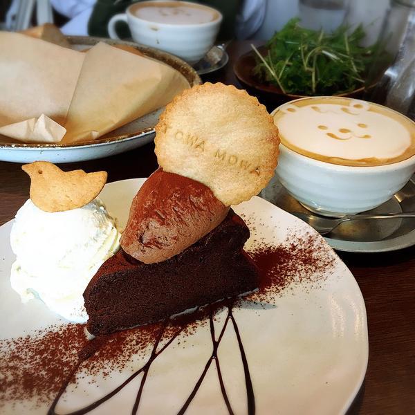 チョコのケーキ♡
